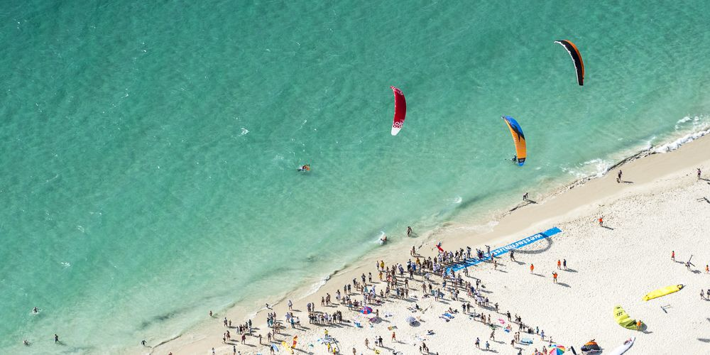 Entries are open for the ninth annual Lighthouse to Leighton kitesurfing race on December 8.