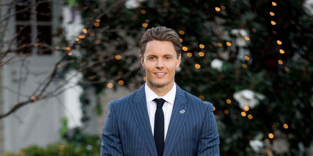 Todd King hopes to be Ali Oetjen's knight in shining armour on The Bachelorette