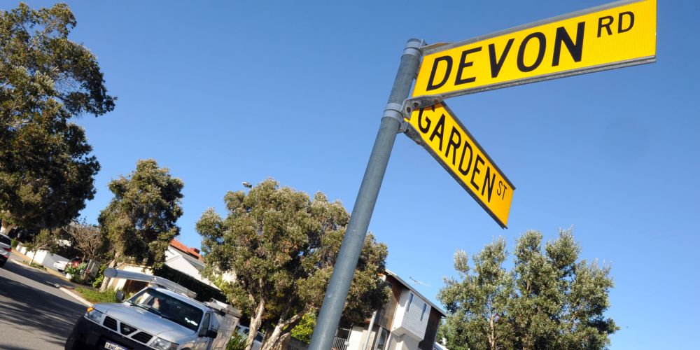 Complaints will be reconsidered that Claremont's Devon Road needs traffic calming again.
