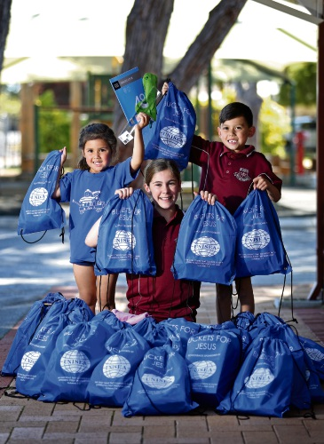 Manning: St Pius X Catholic Primary School students working to break cycle of poverty