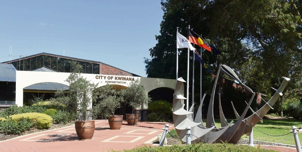 City of Kwinana administration building.