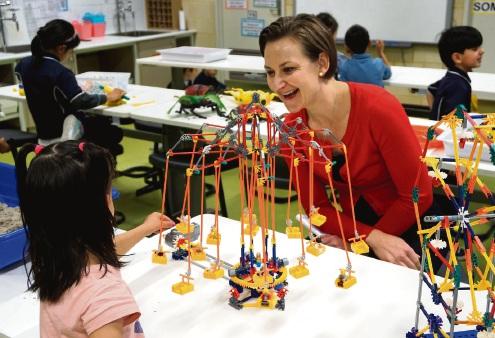 Morley MLA Amber-Jade Sanderson says schools should review school banking programs.