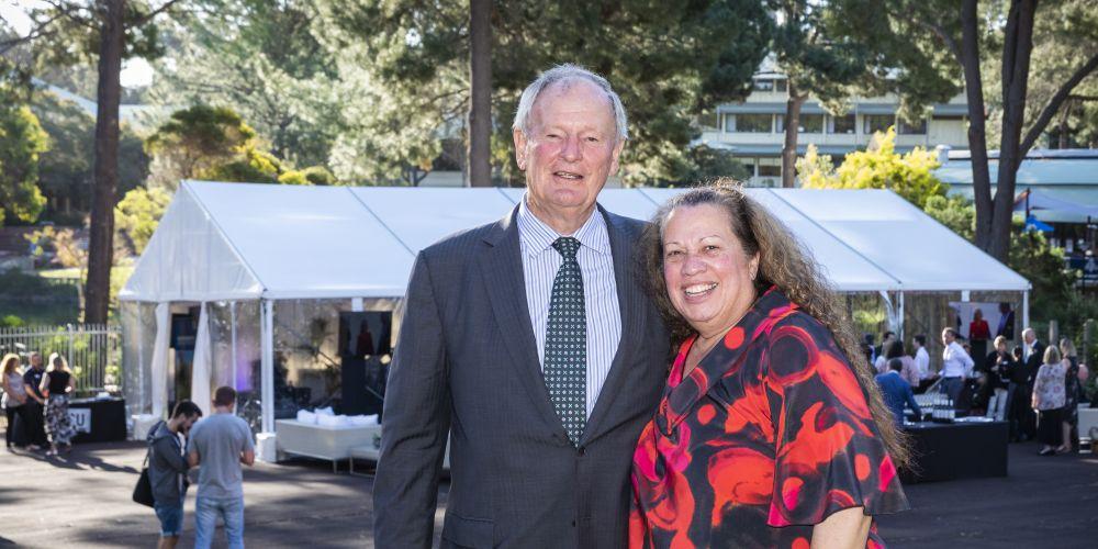 ECU farewells long-serving Chancellor Hendy Cowan