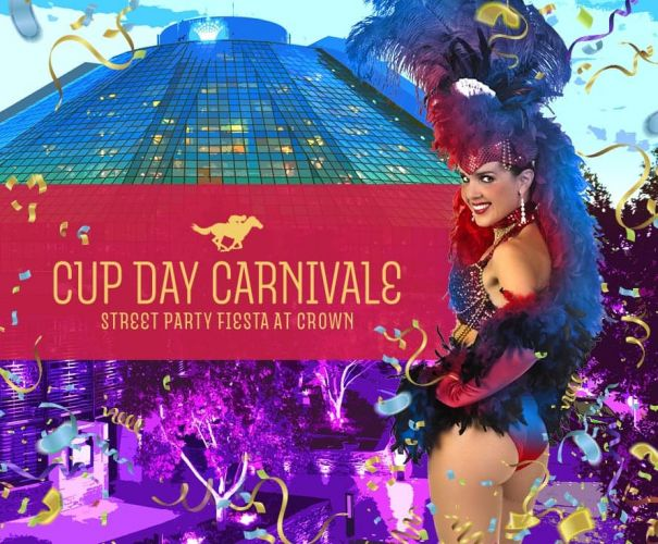 Cup Day Carnivale | Street Party Fiesta at Crown