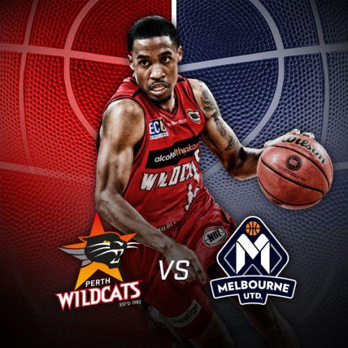 Perth Wildcats vs Melbourne United