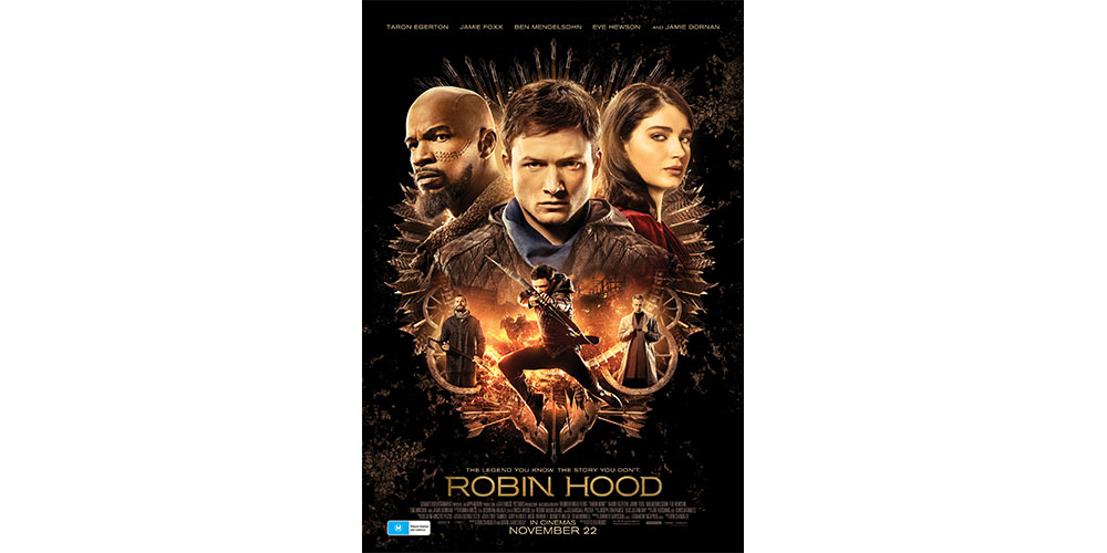 Win tickets to Robin Hood