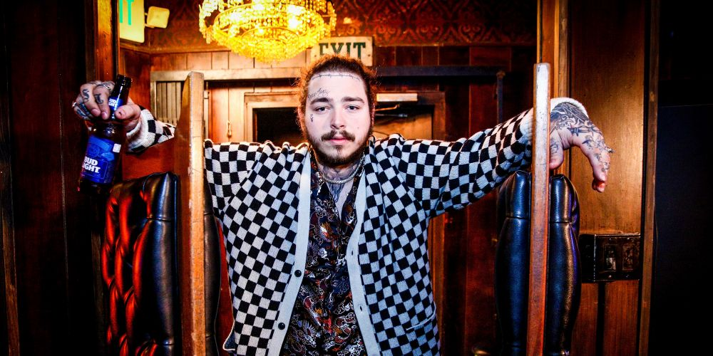 Post Malone is headed back to Australia in 2019. Picture: Rich Fury/Getty Images