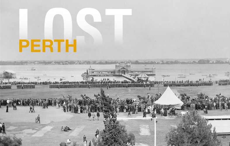 Author Richard Offen brings Lost Perth to Joondalup Library