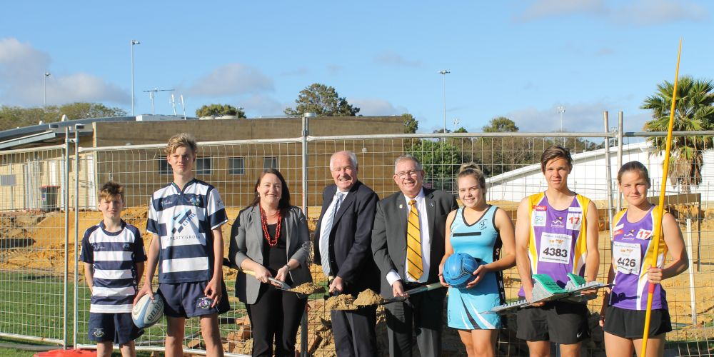 Joondalup: HBF Arena upgrades for netball, rugby union, little athletics and triathlon clubs