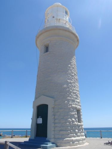 Proposal could switch off lighthouse at Bathurst Point on Rottnest Island