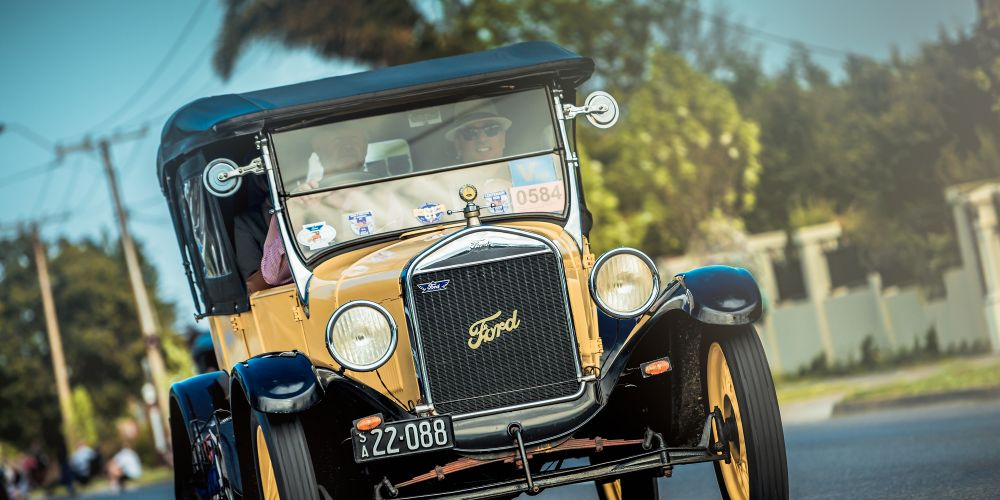 Fords converge on York this Sunday