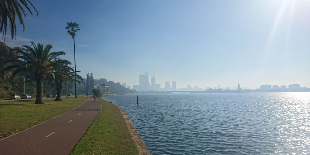 Smoke alert issued from Perth to Mandurah