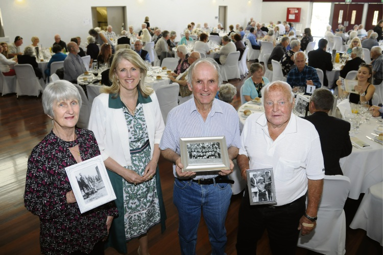 Kwinana pioneers celebrated with lunch