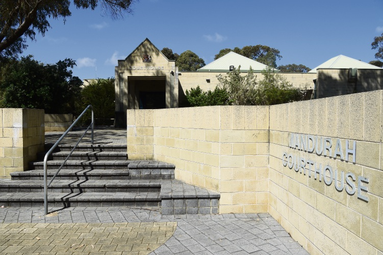 Man passed out in Mandurah Forum charged with heroin possession