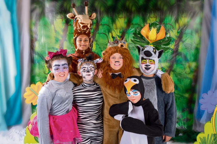 Tapping Primary School will stage Madagascar on November 9 and 10. Picture: Vixen Photographics