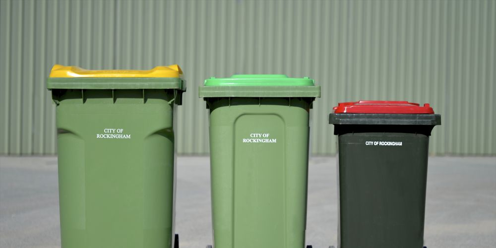City of Rockingham new recycling rules