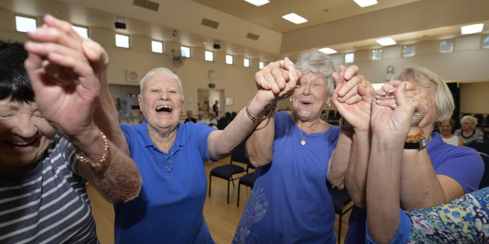 There are nine events for seniors in the City of Rockingham during Seniors Week. Photo: City of Rockingham.