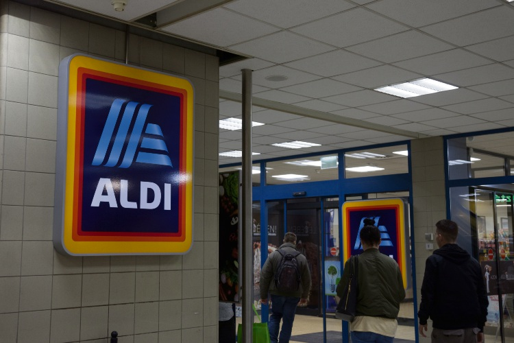 Midland Aldi set to open this month
