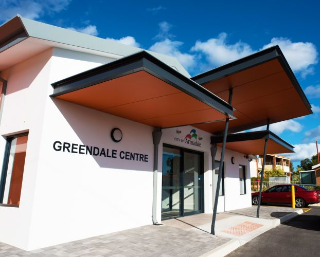 The redeveloped Greendale Centre.