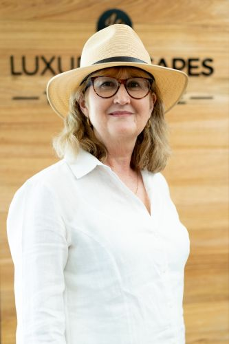Julie Carlton in Melbourne learning the art of travel blogging. Pic: Supplied