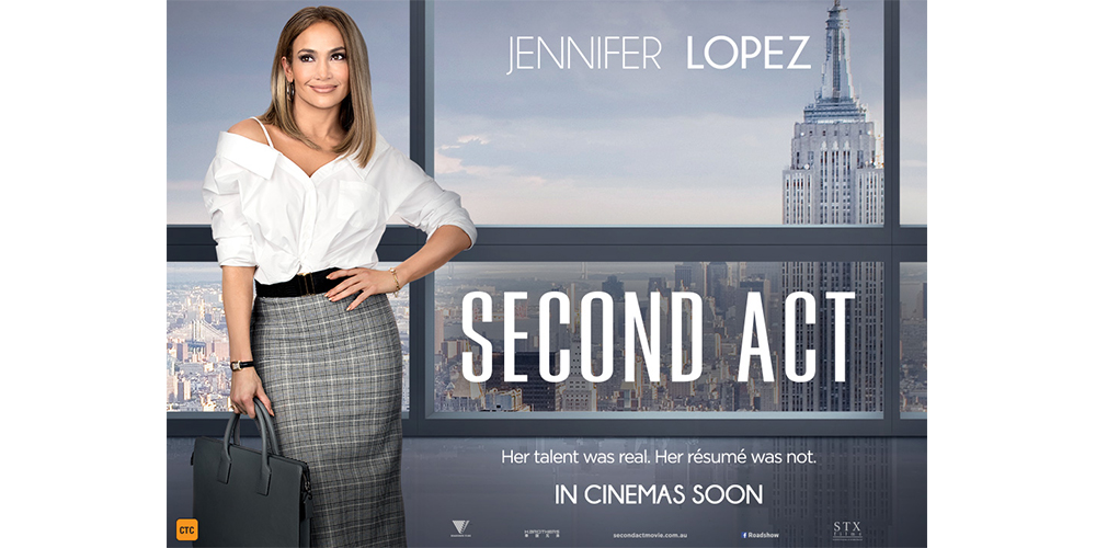 Win tickets to Second Act