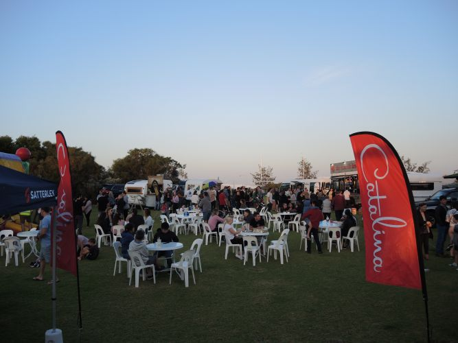 Catalina Sunset Food Truck Fridays shift to Mindarie this week