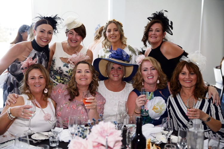 Guests enjoyed lunch for the Melbourne Cup at The Pavilion in Mindarie. Pictures: Martin Kennealey d488404
