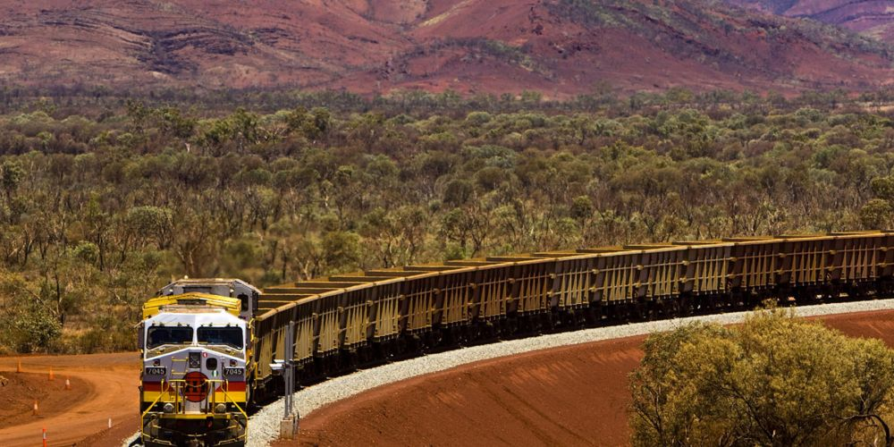 Runaway mining train travels 90km through Australian outback without driver