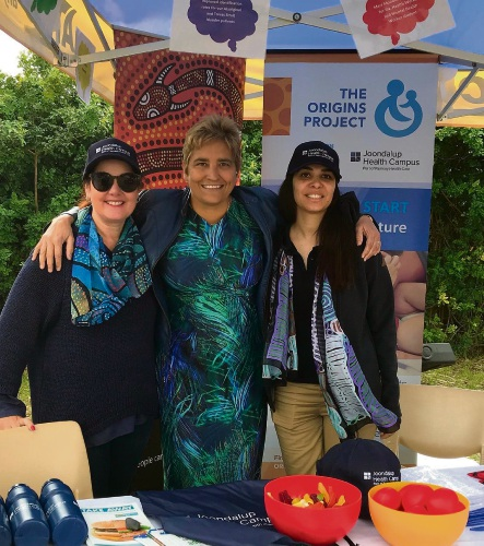 JHC promotes family health at Wadjak Northside Social Emotional Wellbeing Expo in Balga