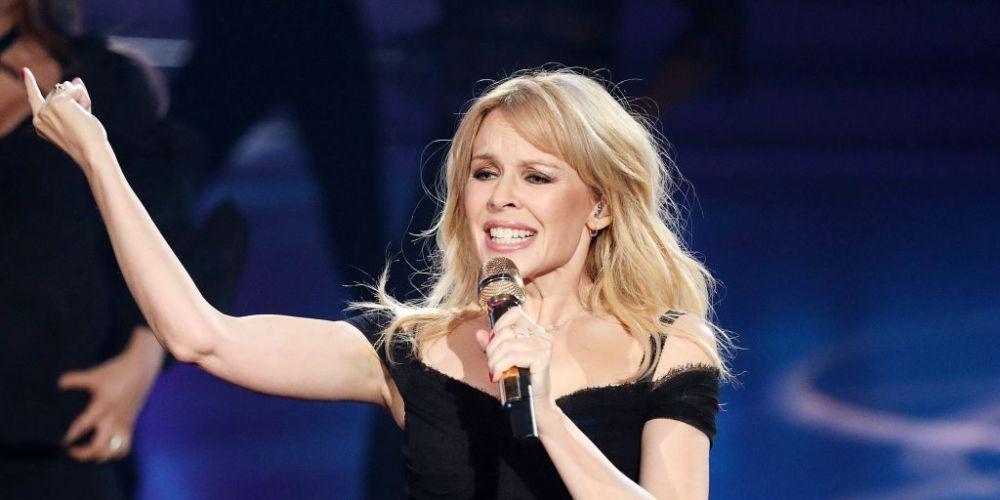 Kylie Minogue. Photo: Getty