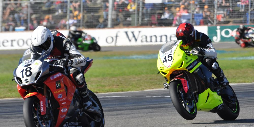 WA Sporting Car Club and Motorcycling WA sign MoU for Barbagallo Raceway upgrades
