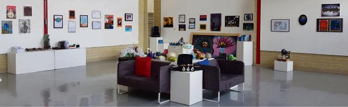 Balcatta SHS students combine art and environmental awareness