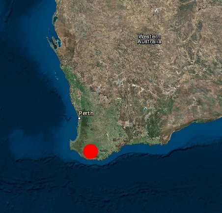 Perth experiences tremors as earthquake rocks the South-West