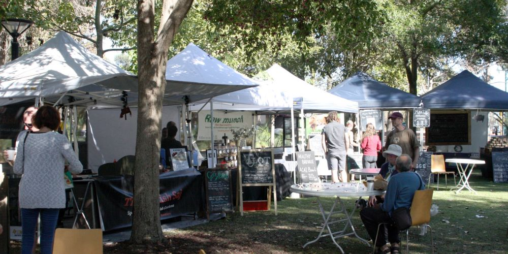 The Joondalup Growers Market relocates from November 10.