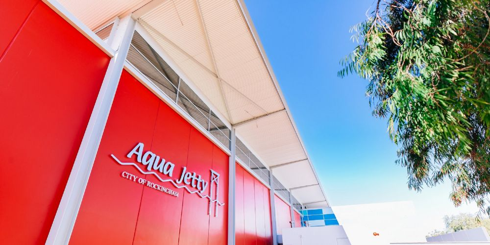 Free entry and entertainment at Aqua Jetty open day