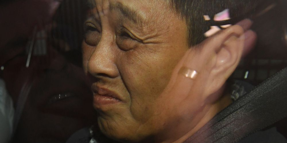 Alleged strawberry contaminator My Ut Trinh (50). Picture: AAP/Dan Peled.