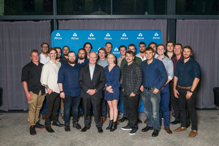 Latest Alcoa apprentices graduate