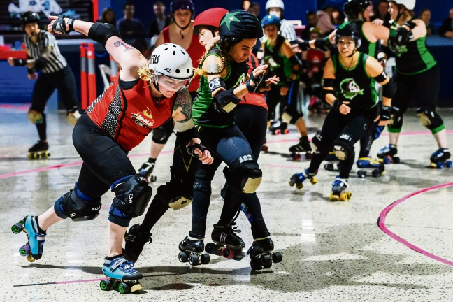 Roller derby: Mistresses of Mayhem and Bloody Sundaes to contest in Perth Roller Derby grand final in Mirrabooka
