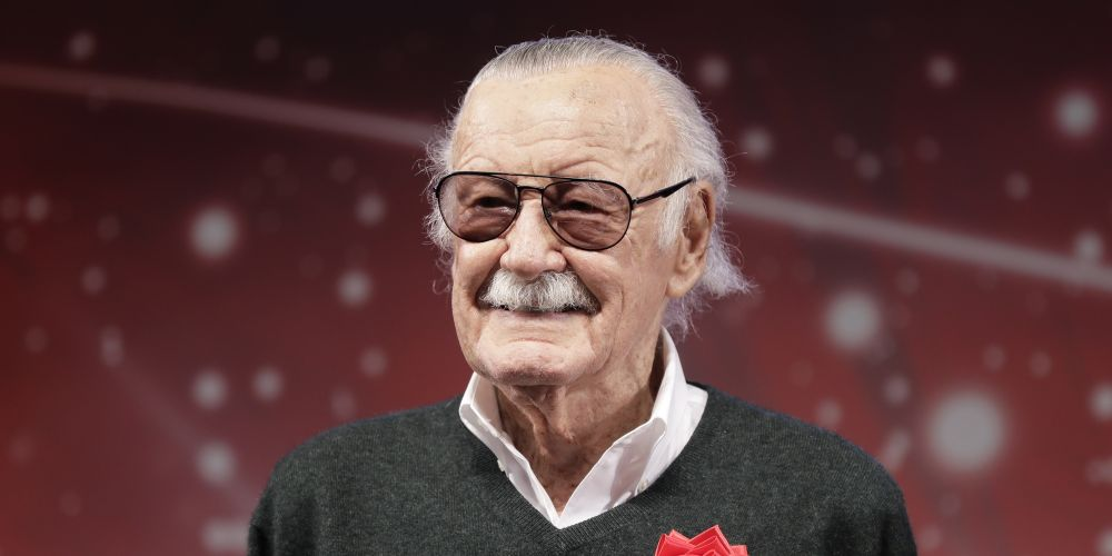 Marvel creator Stan Lee Picture: EPA/KIYOSHI OTA.