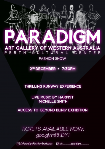 PARADIGM – Curtin University 2018 Fashion Grad Show