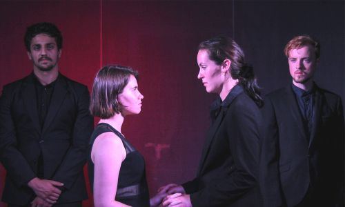 Shakespeare gender swap for Romeo and Juliet
