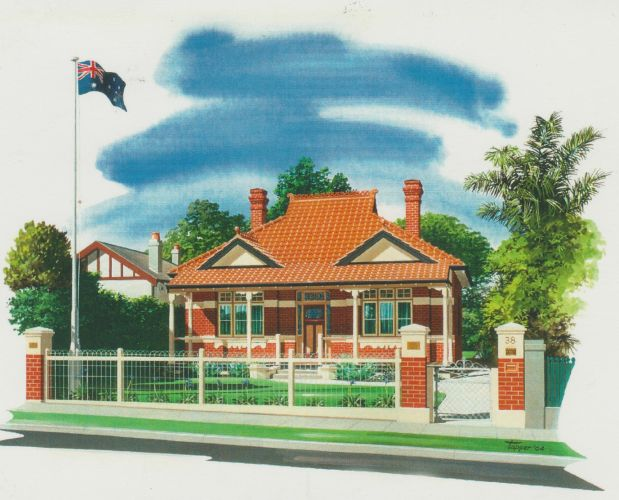 When the War Was Over at ANZAC Cottage