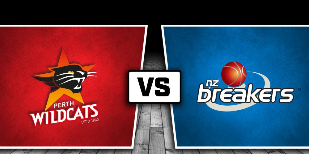 Perth Wildcats vs New Zealand Breakers
