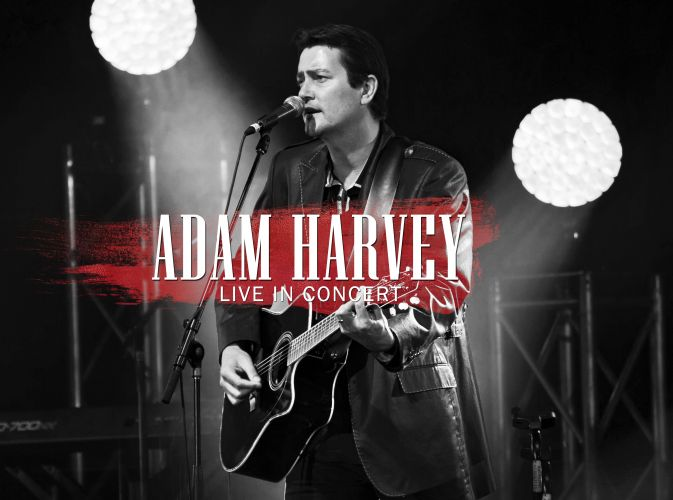 Adam Harvey Concert