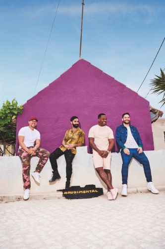 Londoners Rudimental will be at RAC Arena in Perth on February 17.