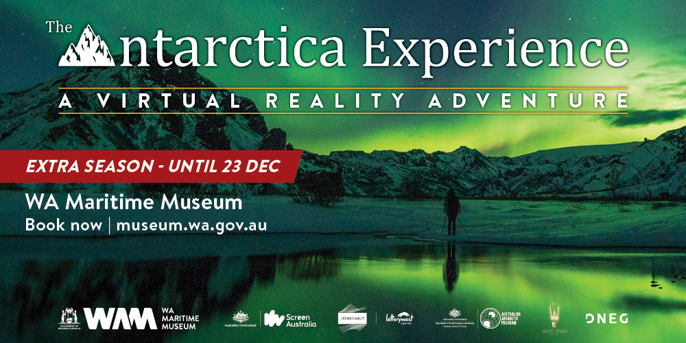 Website_Antarctica