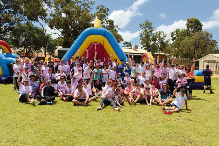 West Coast Secondary Education Support Centre held its inaugural You Can Do It Day.