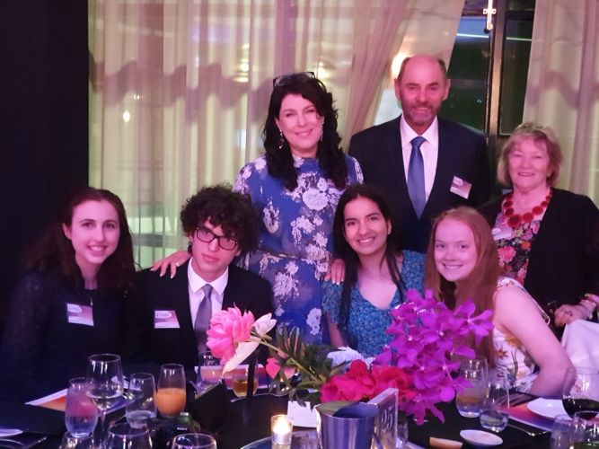 Sacred Heart College won the WA Young Innovator of the Year award.