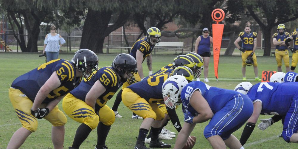 Perth Blitz complete the perfect weekend against the West Coast Wolverines