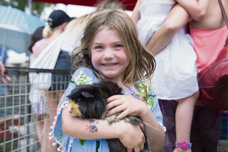The East Fremantle Festival is not just for kids.